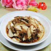 笋干菜炒茭白的做法