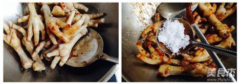 酱烧凤爪的做法