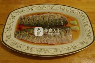酸汤乌鱼片