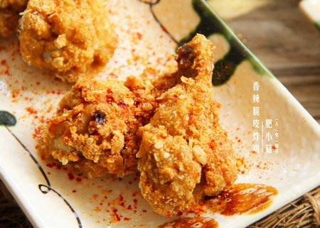 脆皮香辣炸鸡最正宗的做法 脆皮香辣炸鸡怎么做好吃 做菜网