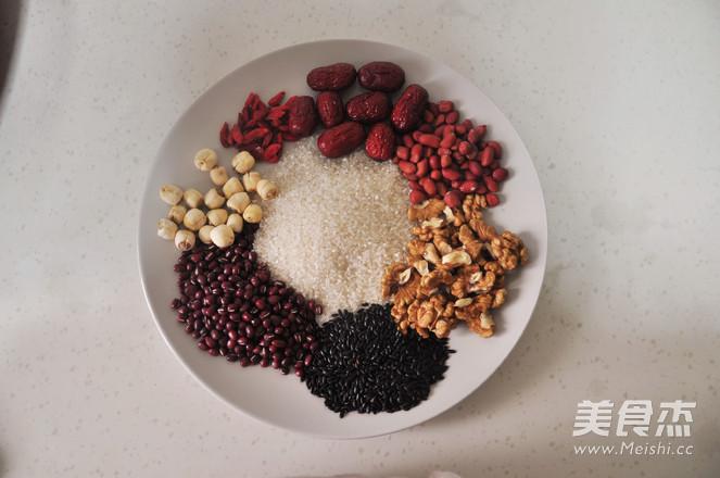 #苏泊尔#浓香八宝粥的做法