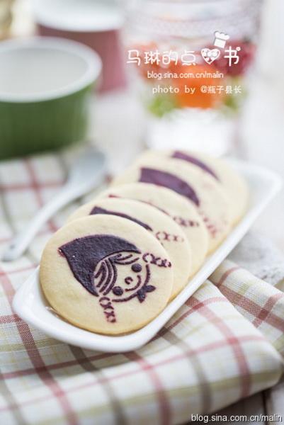 <a href=/shicai/shucai/ZiShu/index.html target=_blank><u>紫薯</u></a>小女孩饼干