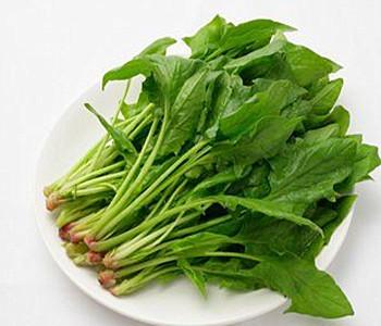 【菠菜的营养价值】菠菜的功效与作用