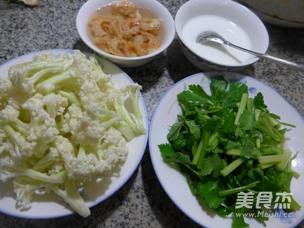 <a href=/shicai/shucai/QinCai/index.html target=_blank><u>芹菜</u></a>开洋<a href=/shicai/shucai/HuaCai/index.html target=_blank><u>花菜</u></a>羹的做法
