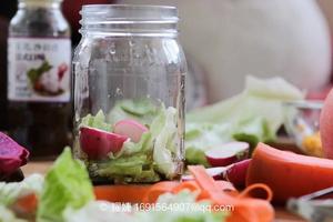 果蔬摇滚沙拉步骤3