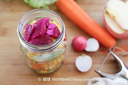 果蔬摇滚沙拉的做法