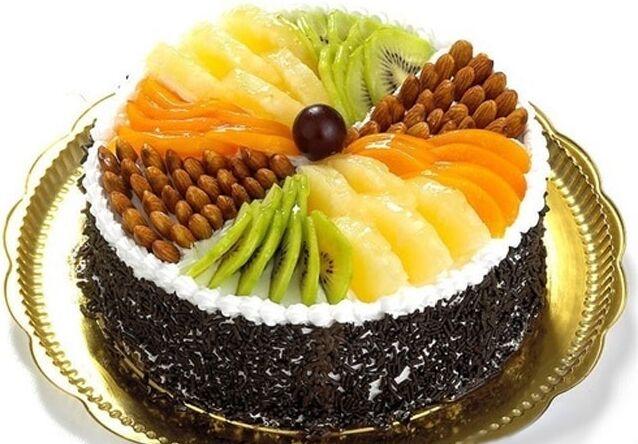 【水果蛋糕的做法大全】水果蛋糕的家常做法