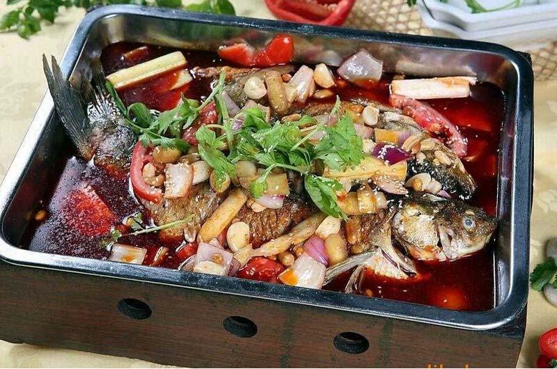 烤鱼的做法2