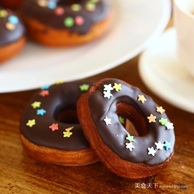 【蛋糕甜甜圈的家常做法图解】
