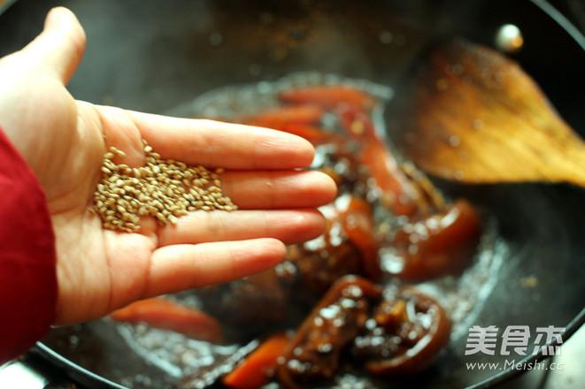 阿香红烧牛尾的做法香辣婆排骨图片