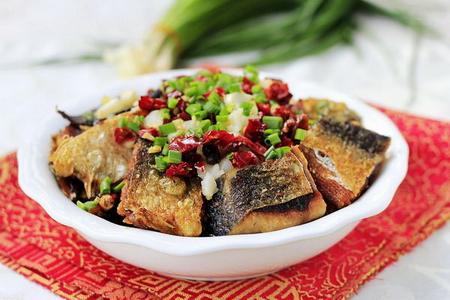美味蒸腊鱼