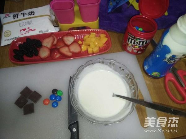 <a href=/shicai/mimian/SuanNai/index.html target=_blank><u>酸奶</u></a>雪糕的做法