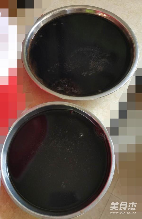 炼奶伴凉粉的做法