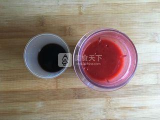 红酒<a href=/cp/shicai/guopin/CaoMei/index.html target=_blank><u>草莓</u></a>冰棒