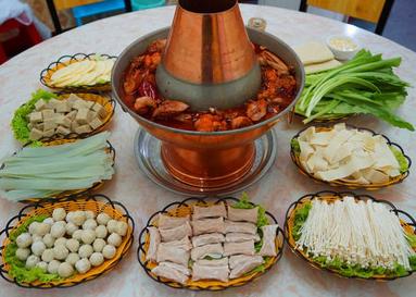 麻辣火锅鸡的做法