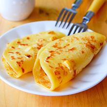 <a href=/shicai/mimian/YuMi/index.html target=_blank><u>玉米</u></a>煎饼的做法