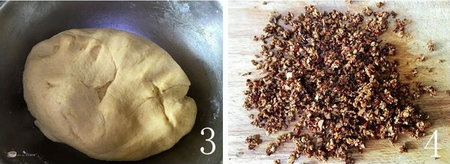 黄金<a href=/shicai/mimian/YuMi/index.html target=_blank><u>玉米</u></a>饼的做法步骤3-4