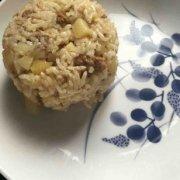 土豆电饭煲饭的做法