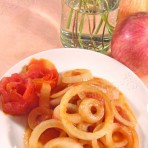 番茄洋葱圈的做法