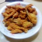 酥炸鸡翅的做法