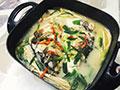 鱼头浓汤火锅的做法