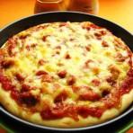 蜜汁叉烧鸡肉PIZZA的做法
