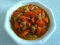 羊肉烧萝卜的做法