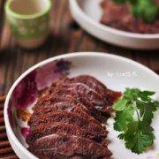 老汁香卤牛肉的做法