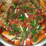 冒菜火锅的做法