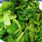 麻辣青菜的做法