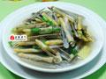 盐水竹蛏的做法