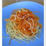 芝麻胡萝卜长寿丝的家常做法
