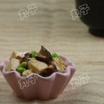 菇香豆腐的做法