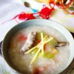 鳝骨海鲜粥