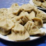 海米芹菜猪肉水饺