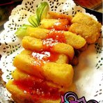 煎蛋酥冬瓜的做法