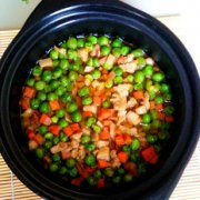 麦豆砂锅煲的做法