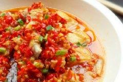 剁辣椒蒸鸡剁的做法
