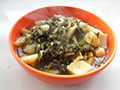 雪菜炖土豆的做法