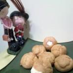 鲜奶油泡芙的做法