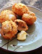 炸蘑菇沙拉吃货做法