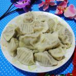 白菜猪肉海米水饺