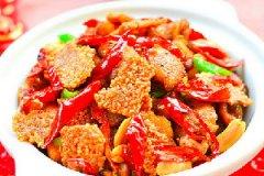 年夜饭菜谱:锅巴辣子鸡