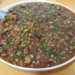 肉末土豆泥