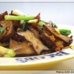 辣味豆腐干