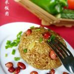 粢米饭团的做法