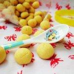 蛋黄粒粒脆的做法