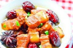 红枣焅肉的家常做法
