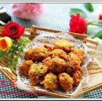 芝麻鲜虾丸的做法