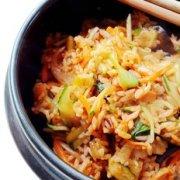 韩式辣酱炒饭的做法